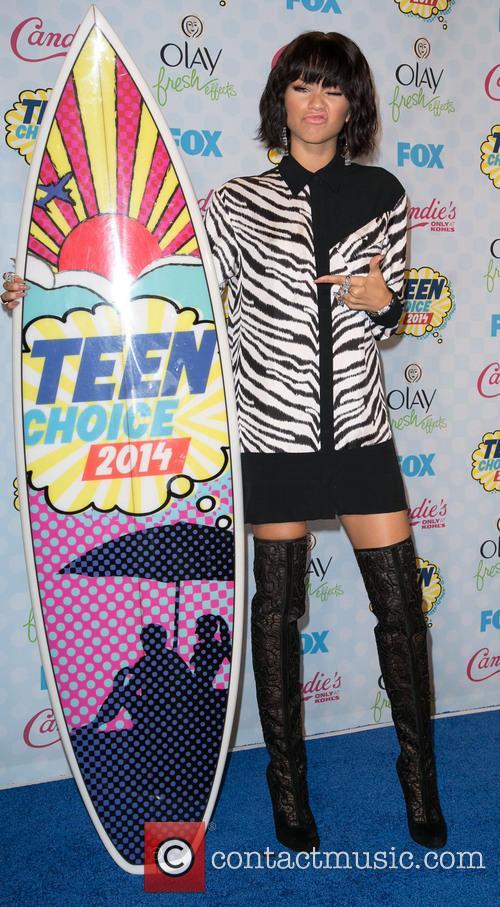 Teen Choice Awards and Zendaya 7