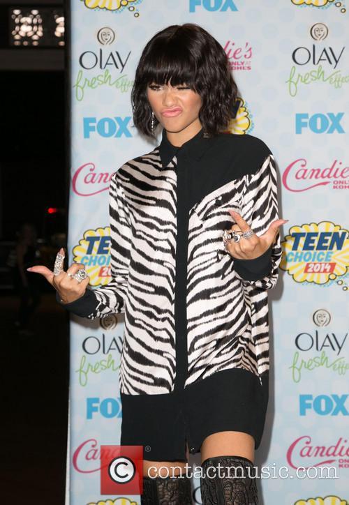 Teen Choice Awards and Zendaya 16
