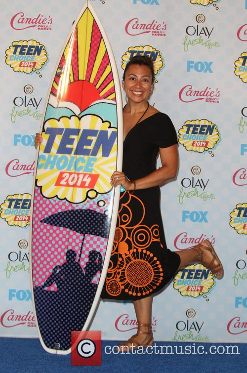Teen Choice Awards, Barbara Lake, Shrine Auditorium & Expo Hall