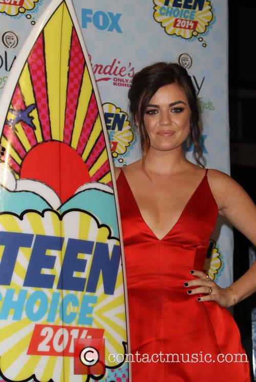 lucy hale foxs 2014 teen choice awards 4321257