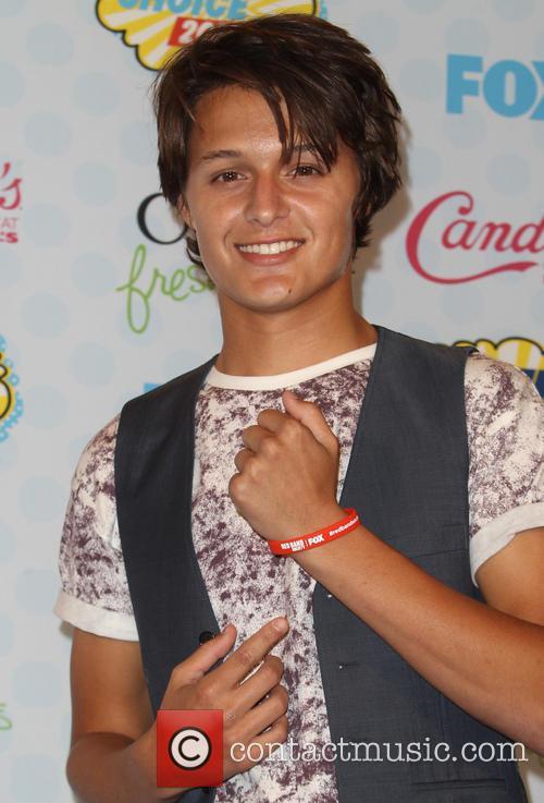Teen Choice Awards, Nolan A. Sotillo, Shrine Auditorium & Expo Hall