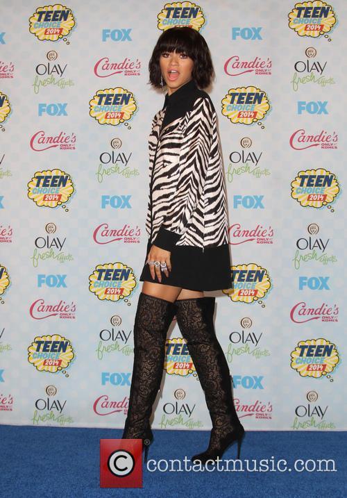 Teen Choice Awards and Zendaya 21