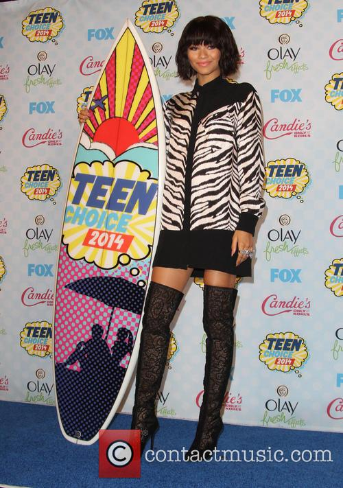 zendaya foxs 2014 teen choice awards  4321239