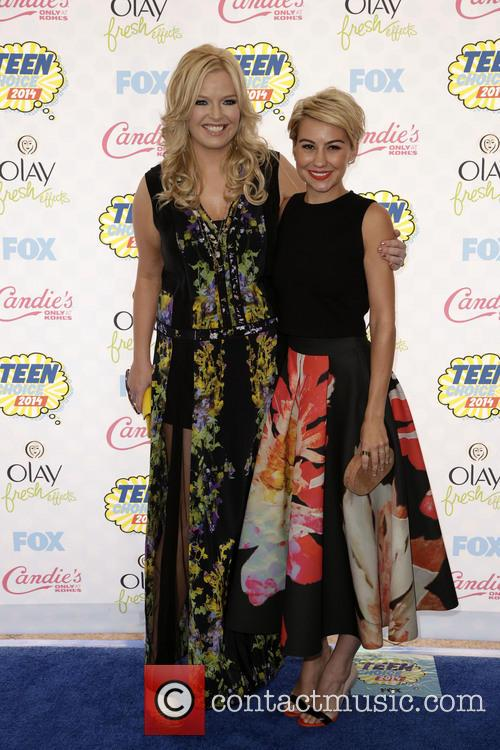 Guest and Chelsea Kane 3