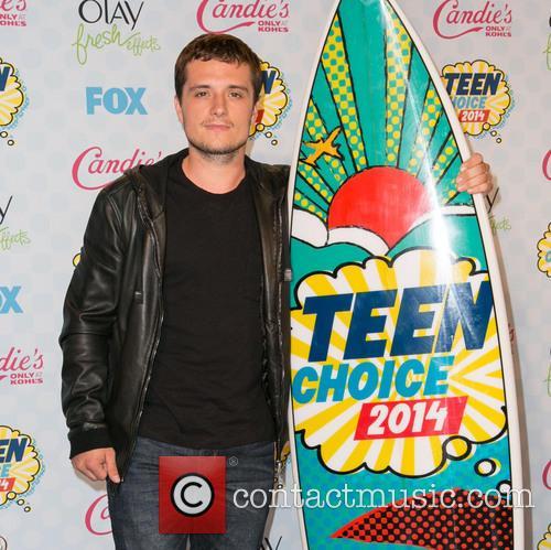 josh hutcherson 2014 teen choice awards 4320208