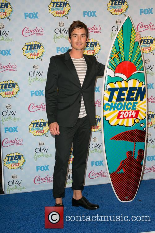 Teen Choice Awards and Tyler Blackburn 4