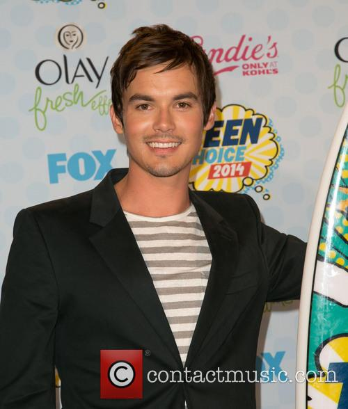 Teen Choice Awards and Tyler Blackburn 5