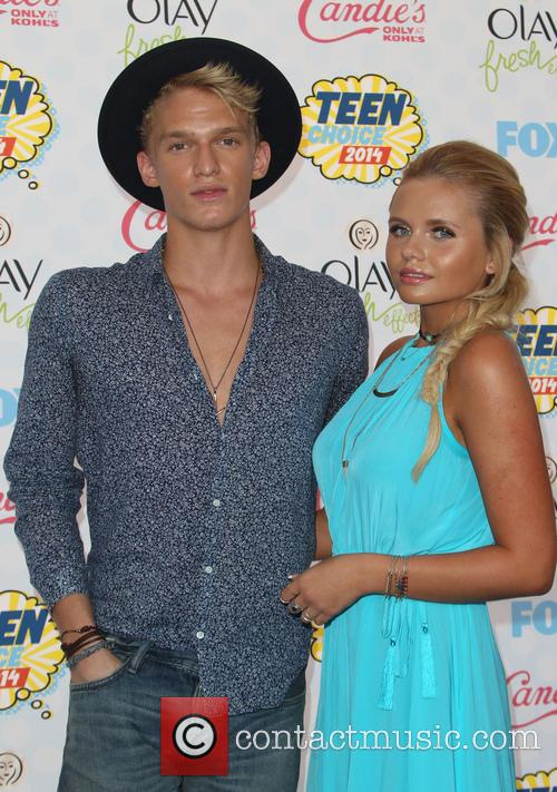 Cody Simpson and Alli Simpson 1