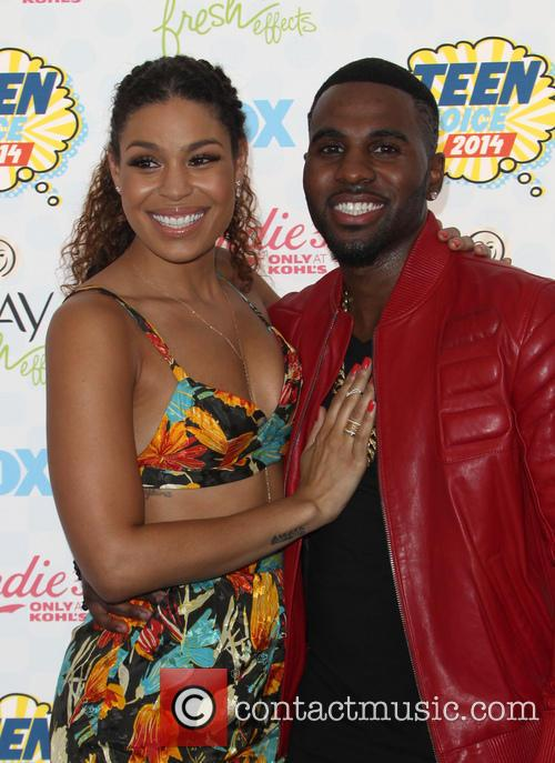 Jordin Sparks and Jason Derulo 3