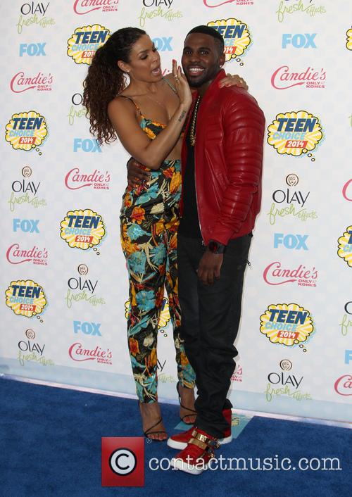 Jordin Sparks and Jason Derulo 7