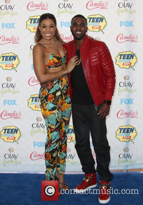 Jordin Sparks and Jason Derulo 1