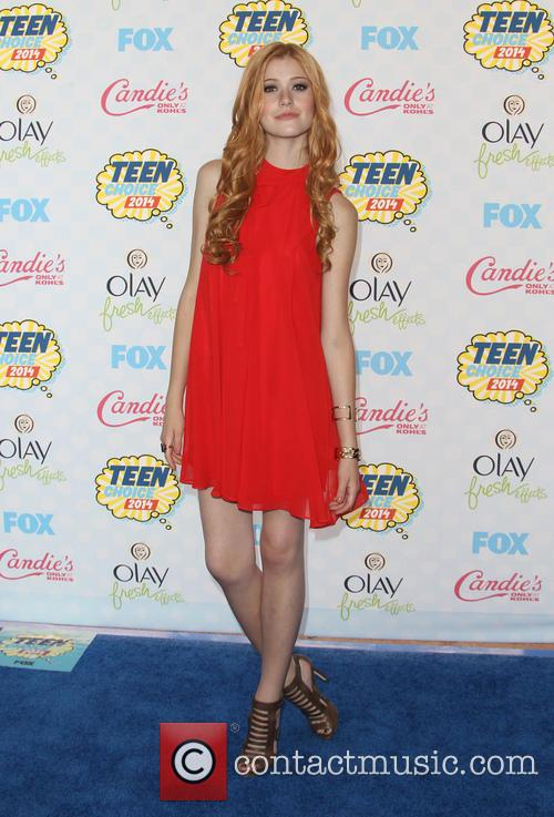 katherine mcnamara foxs 2014 teen choice awards 4321056