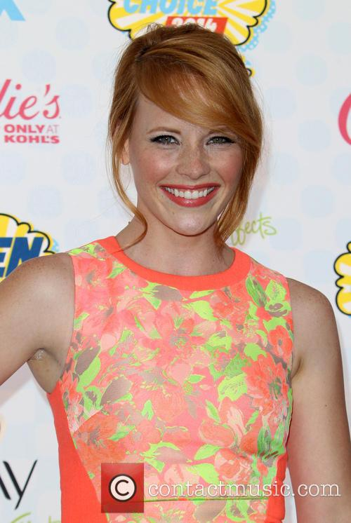 Teen Choice Awards and Katie Leclerc 9