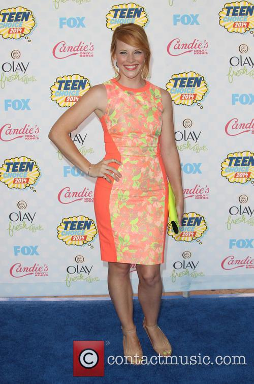 Teen Choice Awards and Katie Leclerc 4
