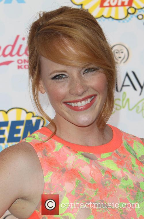 Teen Choice Awards and Katie Leclerc 6