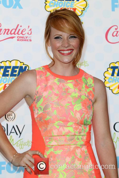 Teen Choice Awards and Katie Leclerc 1