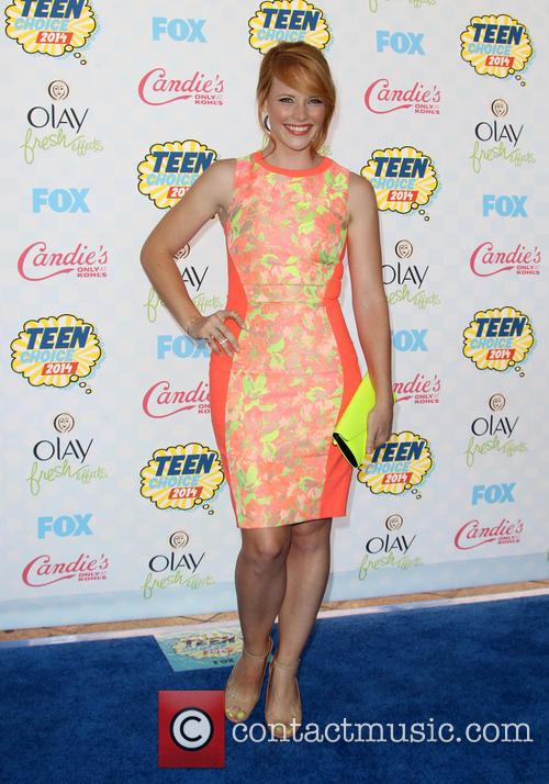 Teen Choice Awards and Katie Leclerc 8