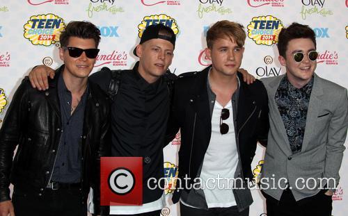 Rixton and Teen Choice Awards 2
