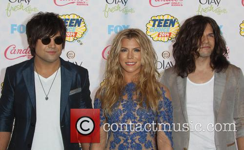 Neil Perry, Kimberly Perry, Reid Perry and The Band Perry 2