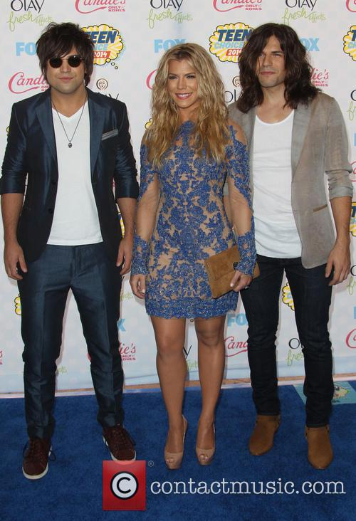 Neil Perry, Kimberly Perry, Reid Perry and The Band Perry 3
