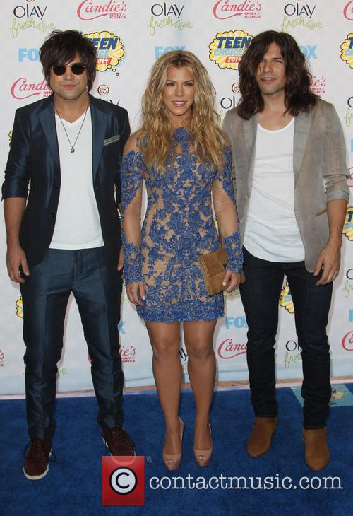 Neil Perry, Kimberly Perry, Reid Perry and The Band Perry 4