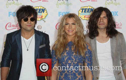 Neil Perry, Kimberly Perry, Reid Perry and The Band Perry 1