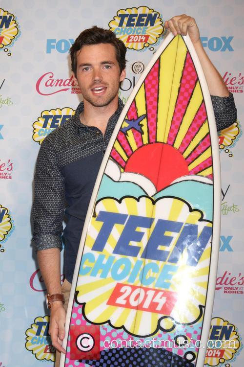 Teen Choice Awards and Ian Harding 6