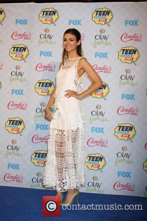 2014 Teen Choice Awards - Press Room