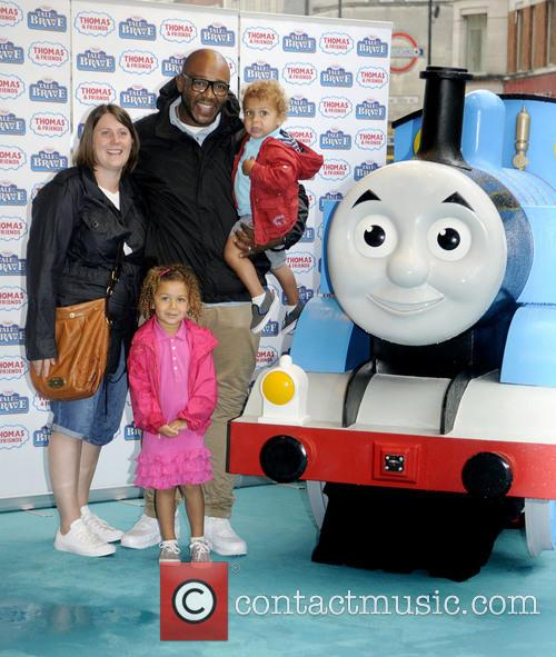 Thomas and Friends Tale of the Brave UK...