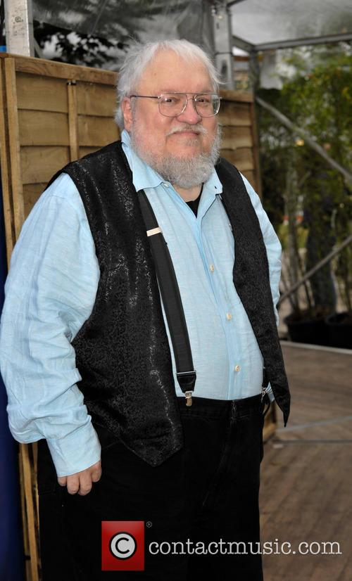 George R. R. Martin is the author of the incomplete 'A Song of Ice and Fire' novel series