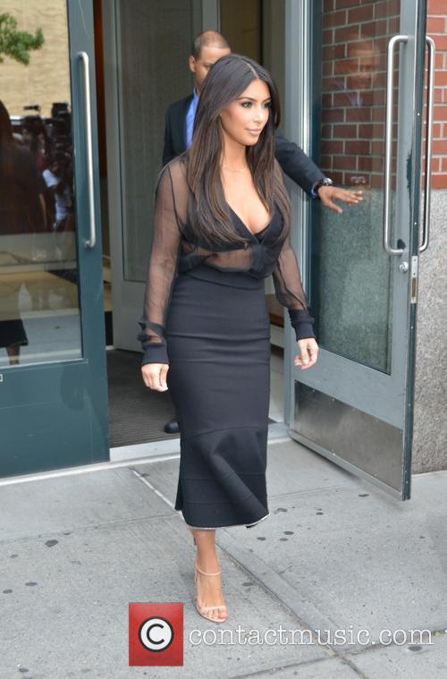 Kim Kardashian and Kim Kardasian 2