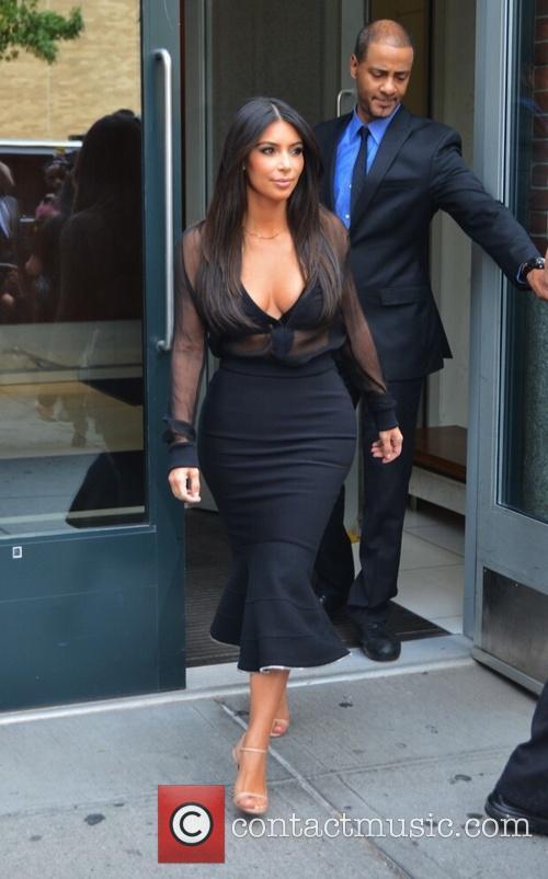 Kim Kardashian and Kim Kardasian 3