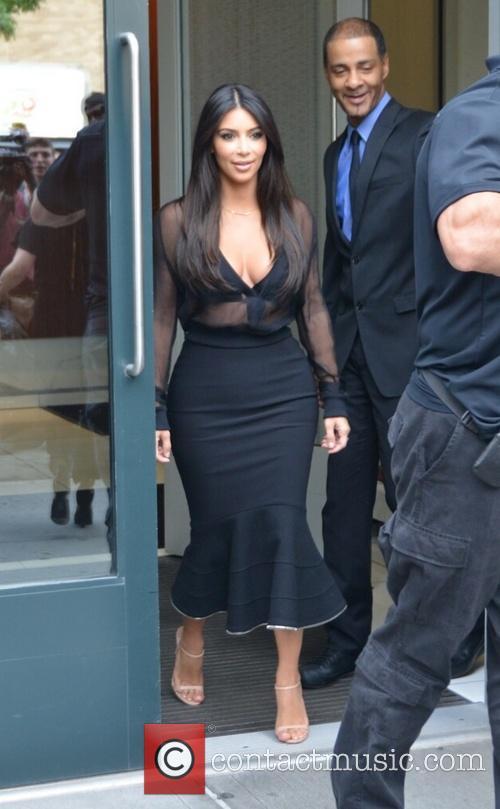 Kim Kardashian and Kim Kardasian 4
