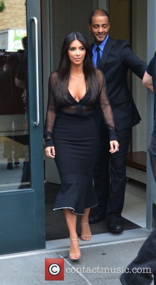 Kim Kardashian and Kim Kardasian 13