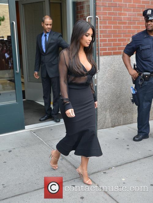 Kim Kardashian and Kim Kardasian 14
