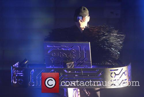Chris Lowe and Pet Shop Boys 2