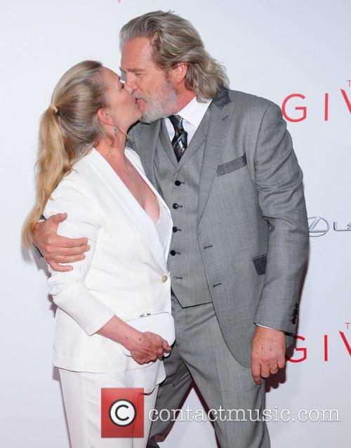 Jeff Bridges and Susan Geston 2