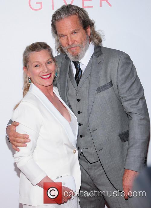 Jeff Bridges and Susan Geston 3