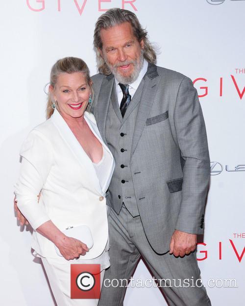 Jeff Bridges and Susan Geston 4