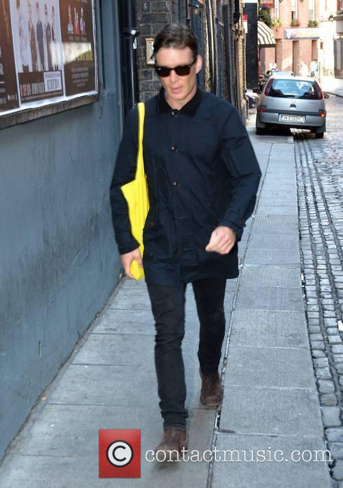 Cillian Murphy and Stephen Rea arrive at The...