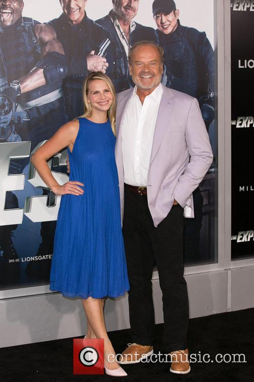 Kayte Walsh and Kelsey Grammer 3