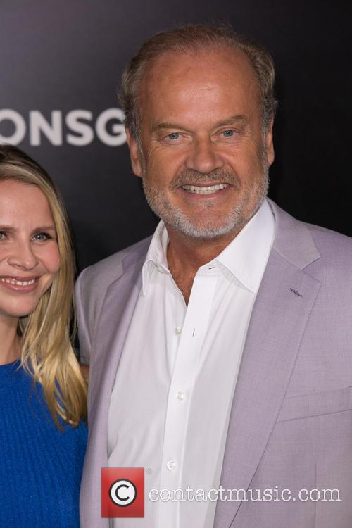 Kayte Walsh, Kelsey Grammer, TCL Chinese Theatre