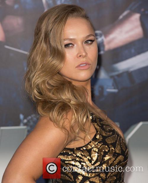 Ronda Rousey 7
