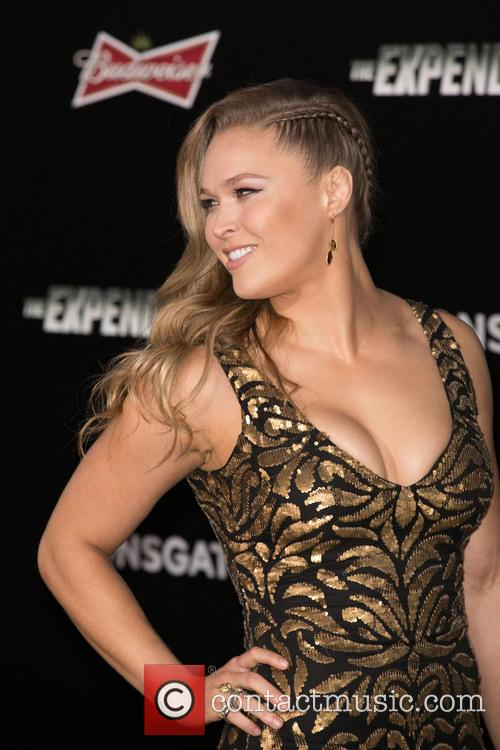 Ronda Rousey 10