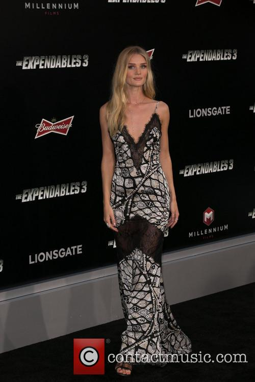 rosie huntington whiteley the expendables 3 premiere held 4322312
