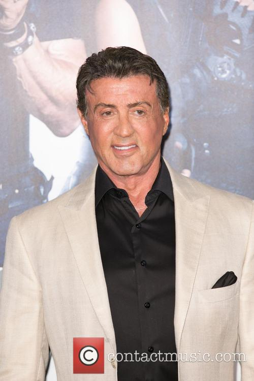 Sylvester Stallone, TCL Chinese Theatre