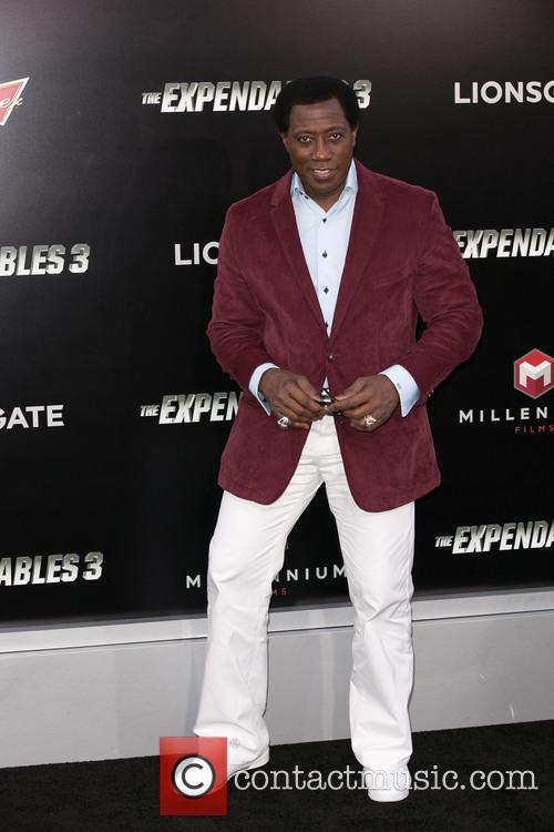wesley snipes the expendables 3 premiere held 4322328