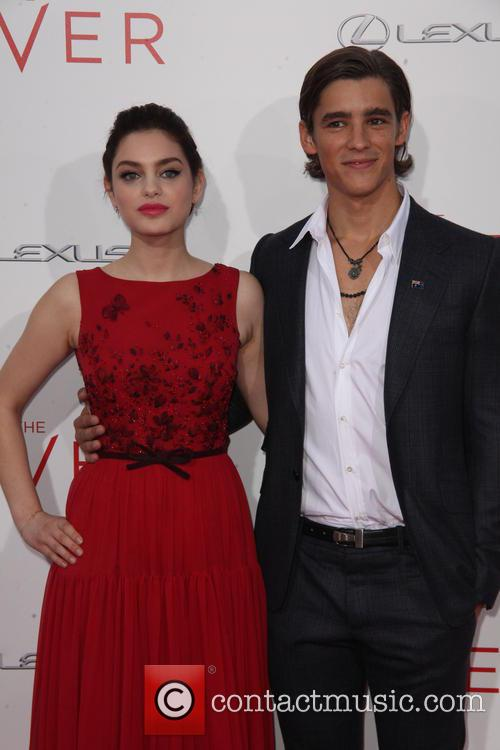 Odeya Rush and Brenton Thwaites 2