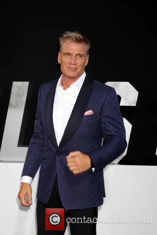 dolph lundgren the expendables 3 premiere held 4322737
