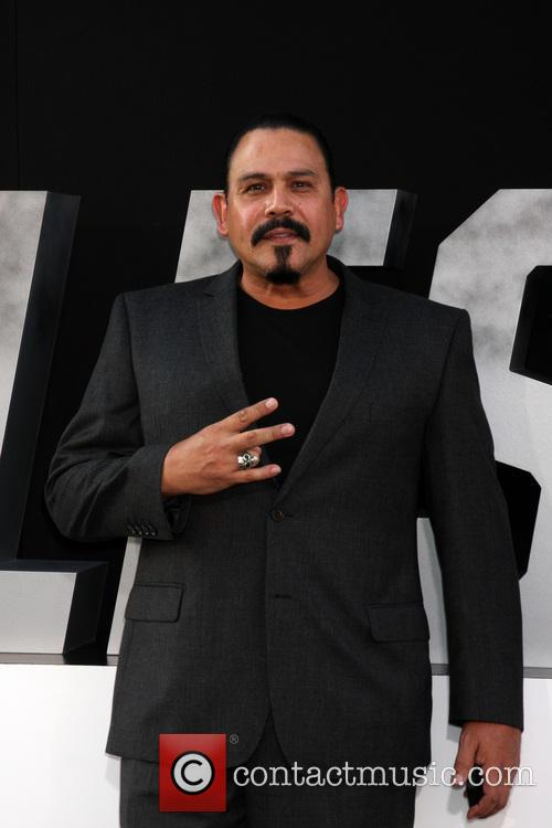 Emilio Rivera - 'The Expendables 3' Premiere held at the ...
